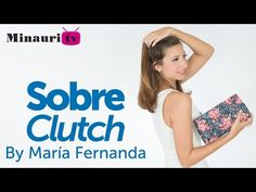 DIY - Bolso en Tela #10 by Minauri ( How to make fabric handbag ) ( sew / purse / wallet / tote ) - YouTube