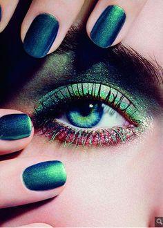 Tendance Maquillage Yeux 2017 / 2018   L'été Papillon De Chanel Makeup Collection Été 2013