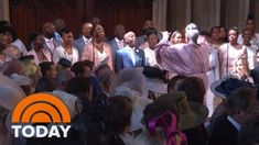 Royal Wedding: 'Stand By Me' Performed By Karen Gibson And The Kingdom C...