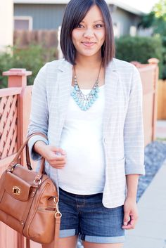 Putting Me Together: maternity style