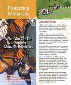 Regional planting lists to create monarch habitat in locations including utility rights-of-way