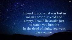 @starsetsociety #darkonme #lyrics #starset