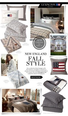 Lexington Fall 2013 - our designers' picks