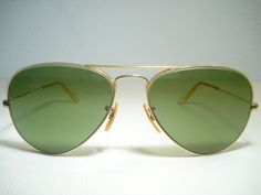 Vintage Ray Ban Aviator Sunglasses 2