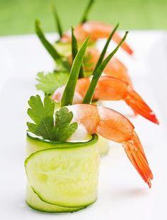 27 Delicious Spring Wedding Appetizer Ideas