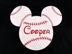 Baseball and Mickey