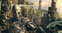 Skeleton warrior Hellraid
