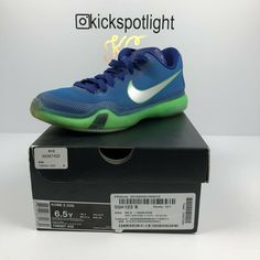657876f49a Kobe X Gs Size 6.5 #fashion #clothing #shoes #accessories  #kidsclothingshoesaccs #boysshoes (ebay link)