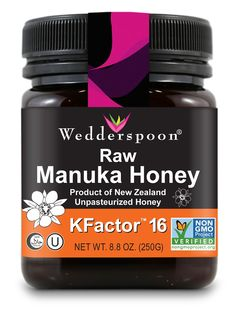 Wedderspoon Company, which is headquartered in the US but has a significant operation in New Zealand, is the market leader of Manuka Honey | Manuka honey is made by bees collecting nectar from the Manuka bush, native of New Zealand (not successfully grown in any other regions of the world) | Is NOT nutritionally superior than any other honey | Does NOT offer superior immune support and anti-inflammatory properties than any other honey | #manukahoney #whatsugar #manuka #honey