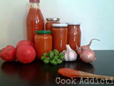 Receita Outro : Molho de tomate com manjericão de Addicted