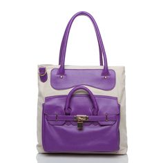 I need another purple bag!