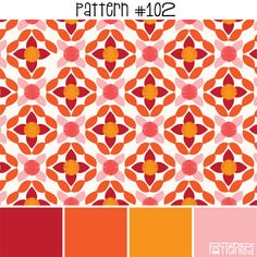 Pattern 102 - If you like this pattern, you can get it at www.patternpod.com…