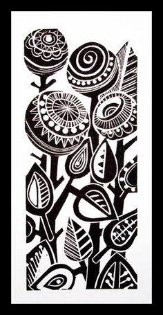 lino cuts on Pinterest | 36 Pins