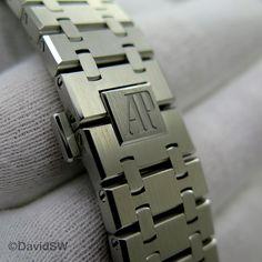 Audemars Piguet Royal Oak Chronograph with Silver Dial (New Model) – David SW Ap Royal Oak, Audemars Piguet Royal Oak, New Model, Chronograph, David, Silver, Accessories, Money, Jewelry Accessories