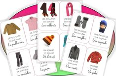 Les imagiers - Pépinette à l'ecole Preschool Kindergarten, Preschool Activities, Core French, French Classroom, Montessori Materials, How To Speak French, French Lessons, Teaching French, A Christmas Story