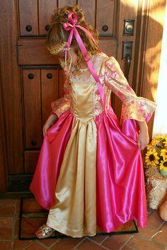 Venetian Princess Halloween Costume