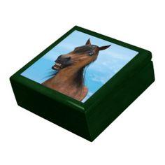 #Happy #Horse #Keepsake #Box