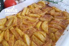 Cajun Baharatlı Fırında Patates (Şahane)