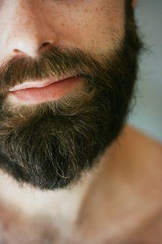 beard closeup.