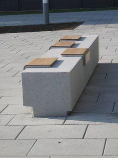 AREVA, Neubau Firmenzentrale, Adler Olesch, modern seating