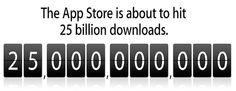 iAppsclub - Apps gone Free - iPhone, iPad, iPod and Android Apps: Apple iTunes sold over 25 billion songs!