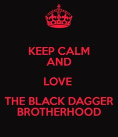 """J. R. Ward's Black dagger brotherhood Not your average """"vampire"""" genre books-complex with their own canon and strong, vibrant characters. I LOVE this series. Hard."""
