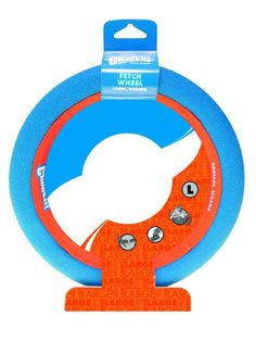 Chuckit Fetch Wheel Toy for Dogs ** Insider's special review you can't miss. Read more  (This is an amazon affiliate link. I may earn commission from it)