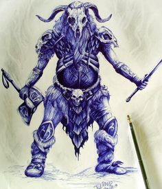 Viking Viking Symbols, Deviantart, Vikings, Drawings, The Vikings, Sketches, Drawing, Portrait, Draw