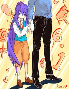 Gakupo and his master on their way to meeting the other vocaloids! Gakupo Kamui, Kaito, Hot Anime Guys, Cute Anime Boy, Anime Boys, Inuyasha, Long Purple Hair, Character Personality, Historia