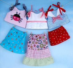 Sewing Pattern for American Girl Doll Clothing PDF e Pattern - 18 inch Doll…
