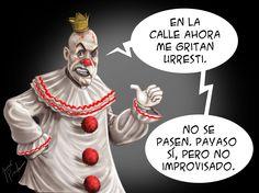Humor, por Javier Prado   El Comercio Peru