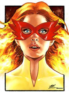 Marvel Comics, Marvel Heroes, Firestar Marvel, Comic Art, Comic Books, New Warriors, Marvel Comic Character, Marvel Women, Mans World