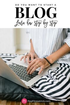 How to Start a Blog Blog Planner, Blogging For Beginners, Make Money Blogging, Creative Business, Business Tips, Blog Tips, How To Start A Blog, How To Introduce Yourself, About Me Blog