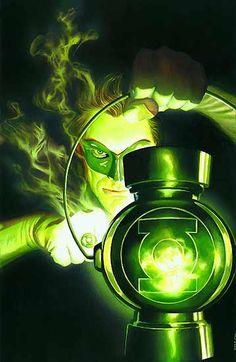 Green Lantern - Alex Ross