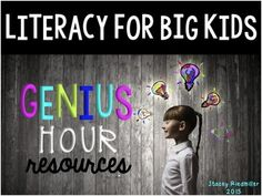 Have you ever thought about starting a Genius Hour Project in your classroom? I have started one in mine and have searched high and low for great materials to make it all come together. Social Studies Activities, Teaching Social Studies, Letter To Parents, Parent Letters, Genious Hour, Gifted Education, Physical Education, Project Based Learning, Learning Process