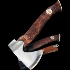 Karesuando Axe - Dark Birch