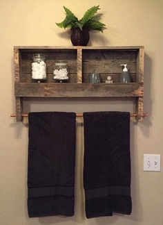 Cool Diy Rustic Decor Idea 1