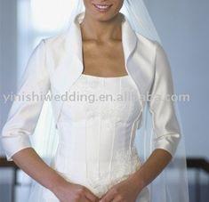 Google Image Result for http://i00.i.aliimg.com/photo/v0/260573264/satin_3_4_sleeve_shrug_wedding_bolero.jpg