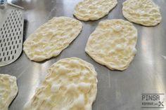 """La pinsa, la perfezione della """"pasta lievitata"""" #pizza #pinsa"""