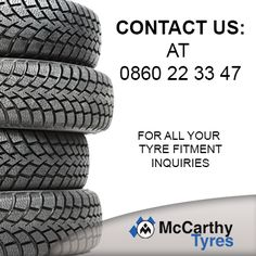 We have a NEW INQUIRY number with a team to assist you with your tyre fitment requirements.   Please feel free to contact us.
