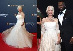 Dame Helen Mirren looked sensational at the closing ceremony for the Monte Carlo TV festival in Monaco on Tuesday. Wearing a Sassi Holford gown and carrying an Emmy London clutch bag she dazzled as...
