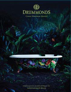 #drummonds #advert #trend #trend #botanical #tropical #patterns