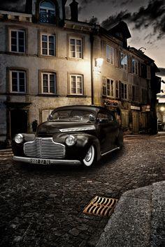 Tim Wallace Car Photography