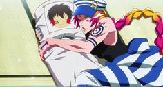 Uno is the reason I ship him with Jyugo XD True story