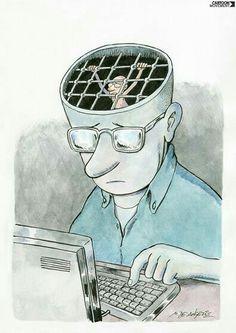 Prison of brain