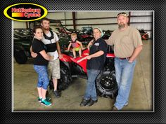 Thanks to Rose, Kody, Bentley, Hidi and Brent Loper from Brooklyn MS for getting a 2014 Honda TRX500 Foreman @HattiesburgCycles