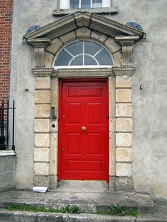 All sizes | Red Door | Flickr - Photo Sharing!