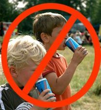 The American Medical Association said it would support a ban on the marketing of energy drinks to children under because the high-caffeine beverages could cause heart problems and other health issues.