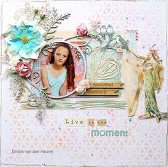 Live+in+the+Moment+{SA+Crafters} - Scrapbook.com