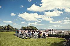 Wedding Ceremony at Thallatta Estate  #YourMiamiWedding